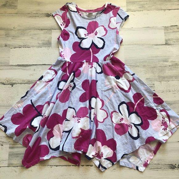 Gymboree Floral Dress sz 14